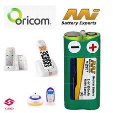 MB957 Battery for Oricom SC100 SC200 ECO85 rp. BPCK750 80AAAH2BX - JAPAN CELLS