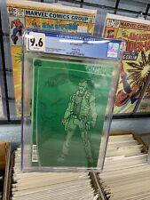 Future State: Green Lantern #1 Second Printing CGC 9.6 New Movie!