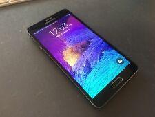 Samsung  Galaxy Note 4 SM-N910G - 32GB - Charcoal Black Cheap Unlocked