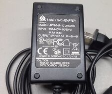 9V 2.5A SWITCHING ADAPTER - HONOR ADS-24P-12-2 0923G