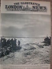 Photo article German PoWs help with Little Ouse flood near Hockwold 1947