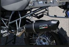 BMW R 1200 GS 2004/09 EXHAUST FURORE NERO BY GPR EXHAUSTS ITALY