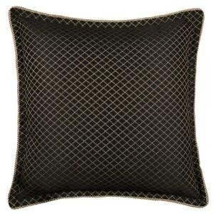 Davinci Lancaster Black European Pillowcase