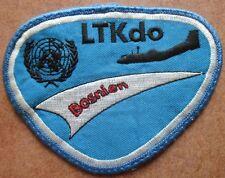 Ltkdo Bosnia ONU Associazione distintivo Patch