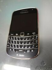 Used Untested - Blackberry Bold 9900 (T-Mobile) Black Smartphone Parts & Repair