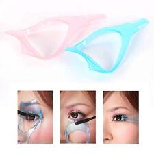 3 in 1 Cosmetic Makeup Eyelash Curler Guard Applicator Comb Mascara Brush Tool