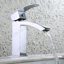 Monocomando Miscelatore a cascata rubinetto cromata lavabo bagno lavandino G3/8