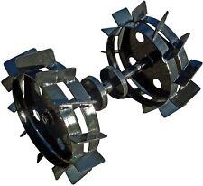 Stahlräder Eisenräder mit Spurverbreiterungen für Multitruck MT480