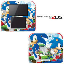 Vinyl Skin Decal Cover for Nintendo 2DS - Sonic Generations The Hedgehog
