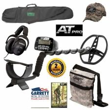 Garrett AT Pro Metal Detector Special w/ All Purpose Detector Bag