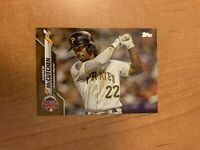 2020 Topps Update - Andrew McCutchen #U-266 Gold Parallel #d /2020 PIRATES