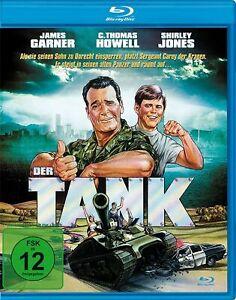 Der Tank [Blu-ray/NEU/OVP] Komödie, in der James Garner mit einem Panzer