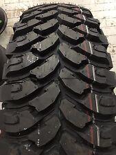 (4) New 33 12.50 17 Fullrun M/T 33 12.50-17  8Ply Mud Tires 33x12.50-17