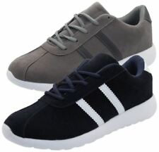 Regular Size Round Textile Casual Shoes for Men
