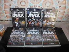 JUVE AL MAX  DVD OFFICIAL FC JUVENTUS numeri a scelta 1/2/4/5