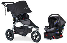 BOB Revolution Rambler Travel System Black includes Stroller & Bob B-Safe Seat!!