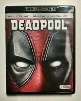 Deadpool (4K Ultra HD Blu-ray/Blu-ray Disc, 2016)