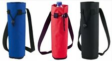 INSULATED BOTTLE COOLER BAG GREAT FOR WINE CHAMPAGNE DRINKS UP TO 1.5 LITRE NEW