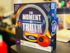 The Moment of Truth Party Game with Electronic Biometric Lie Detector
