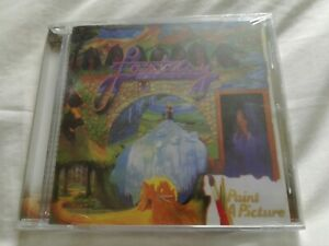 FANTASY Paint A Picture CD PSYCH PROG NEW SEALED