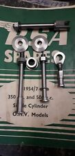 BSA Plunger Gearbox Adjuster set in stainless new uk made