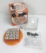 Boggle The 3 Minute Word Game Parker 2003 Complete