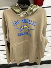 NIKE Salute To Service Los Angeles Chargers Hoodie XXL 2XL Sweatshirt NFL MIL