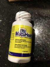 MacuHealth 90ct,  New Sealed, Exp March 2021