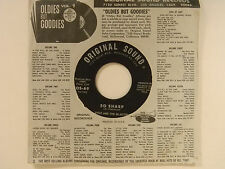 Dyke And The Blazers funk 45 SO SHARP / DON'T BUG ME~Original Sound VG++
