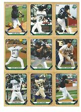 COMPLETE 2016 LEXINGTON LEGENDS ALL STAR 9 CARD SHEET JOSE ALTUVE MINORS LGE