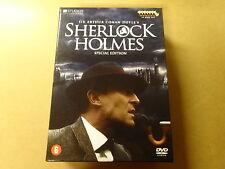 14-DISC SPECIAL EDITION DVD BOX / SHERLOCK HOLMES - SEIZOEN 1,2,3,4