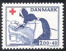 Denmark 1983 Red Cross/Nurse/Medical/Health/Welfare/Nursing 1v (n28949)