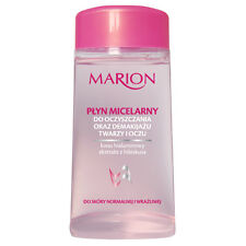 MARION MICELLAR WATER LOTION GENTLE CLEAN FACE EYES MAKE UP REMOVER SENSITIVE
