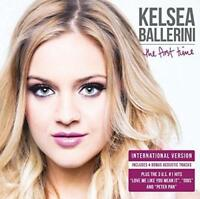 Kelsea Ballerini - The First Time (NEW CD)
