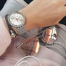 ROSE GOLD Cateye SUNGLASSES DESIGNER FREE CASE 1000s SOLD !  ** BEST SELLER .1