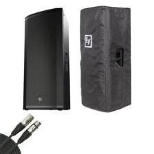 EV Electro-Voice ETX35P ETX-35P 15 Inch Powered Loudspeaker w/ Speaker Cover