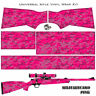 ES MILITARYCAMO Wrap Vinyl Skin for Rifle. 9 patterns Camouflage for Gun