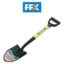 Mini Rd.point Shovel FG handle Draper Tools