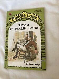 Ladybird Tessa in Puddle Lane Book