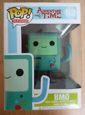 FUNKO POP ADVENTURE TIME GREEN BMO FIGURE - 52 - BOXED AND BELIEVED TO BE UNUSED