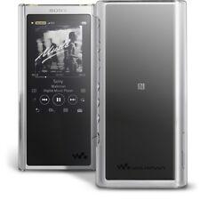 Claro Funda Carcasa rígida posterior PC Para Sony Walkman NW-ZX300 + protector de pantalla