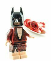 Lego DC Lobster-Lovin' Batman Minifigure From Batman Series 1 (coltlbm-1)