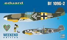 EDK84148 - Eduard Kit 1:48 Weekend - Bf 109G-2