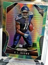 AJ Brown RC 2019-20 PRIZM GREEN #d 134/175