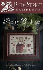 Berry Cottage - Plum Street Samplers New Chart