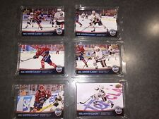 2015-16 UPPER DECK SERIES 1 WINTER CLASSIC COMPLETE JUMBO SET - WC-1 to WC-14 !!