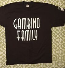 Gambino Family Ghetto Organized T-shirt No Limit Records 2XL