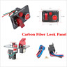 Ignition Switch Panel Push Button Engine Start W/ Red LED Toggle Racing Car 12V