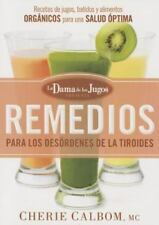 REMEDIOS PARA LOS DES=RDENES DE LA TIROIDES / REMEDIES FOR THYROID DISORDERS