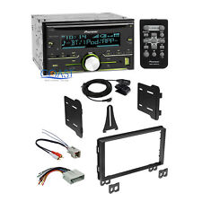 Pioneer Car Radio Stereo + Dash Kit Harness for 2003-2006 Ford Lincoln Mercury